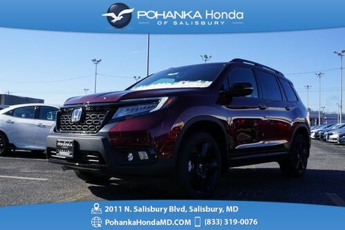 2021_Honda_Passport_Elite_ Salisbury MD