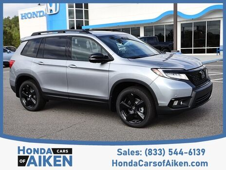 2021_Honda_Passport_Elite_ Aiken SC