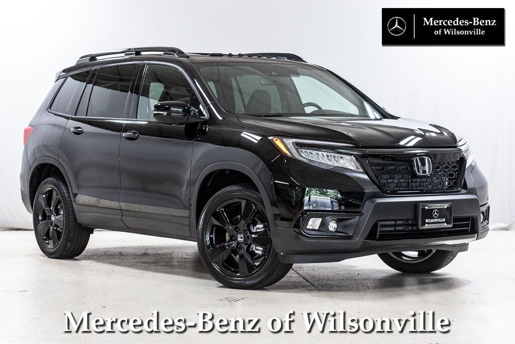 2021 Honda Passport Elite Wilsonville OR