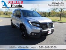 2021_Honda_Passport_Elite_ Winchester VA