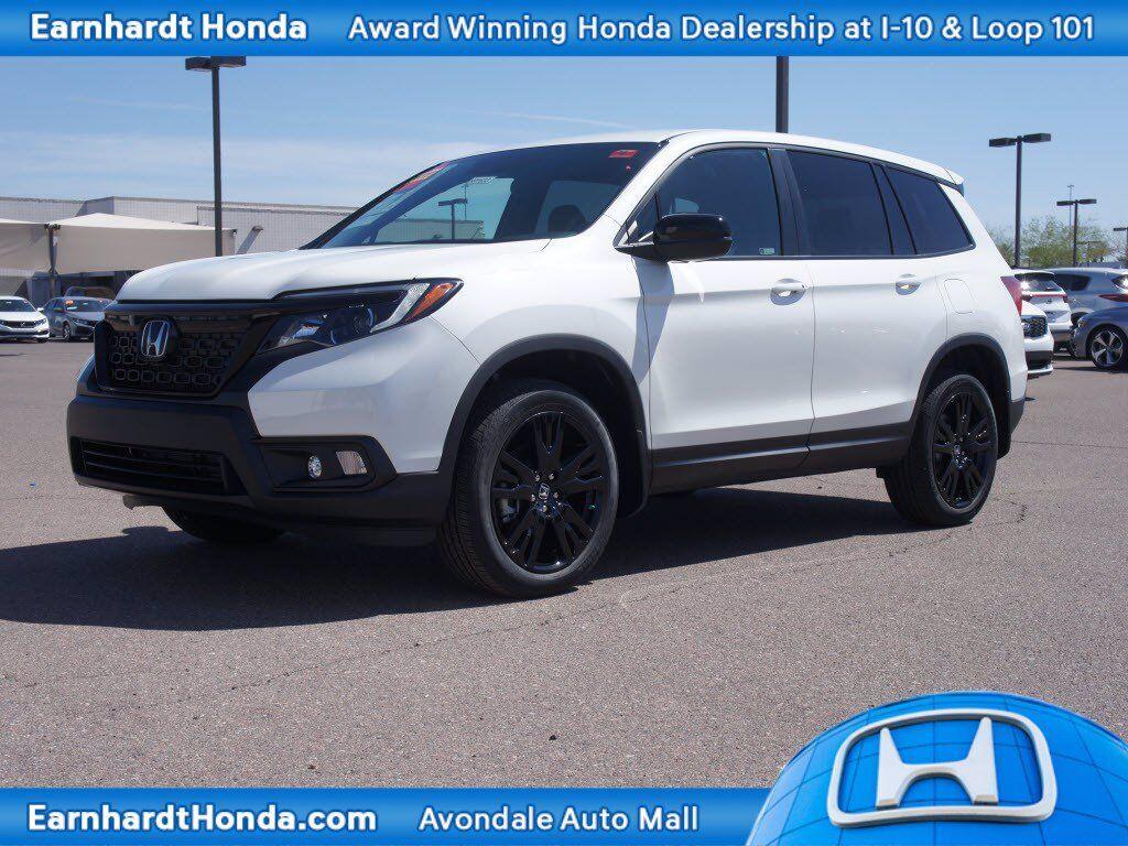 2021 Honda Passport Sport AWD Avondale AZ