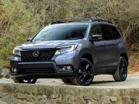 Honda Passport Sport 2021
