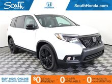 2021_Honda_Passport_Sport_ Miami FL