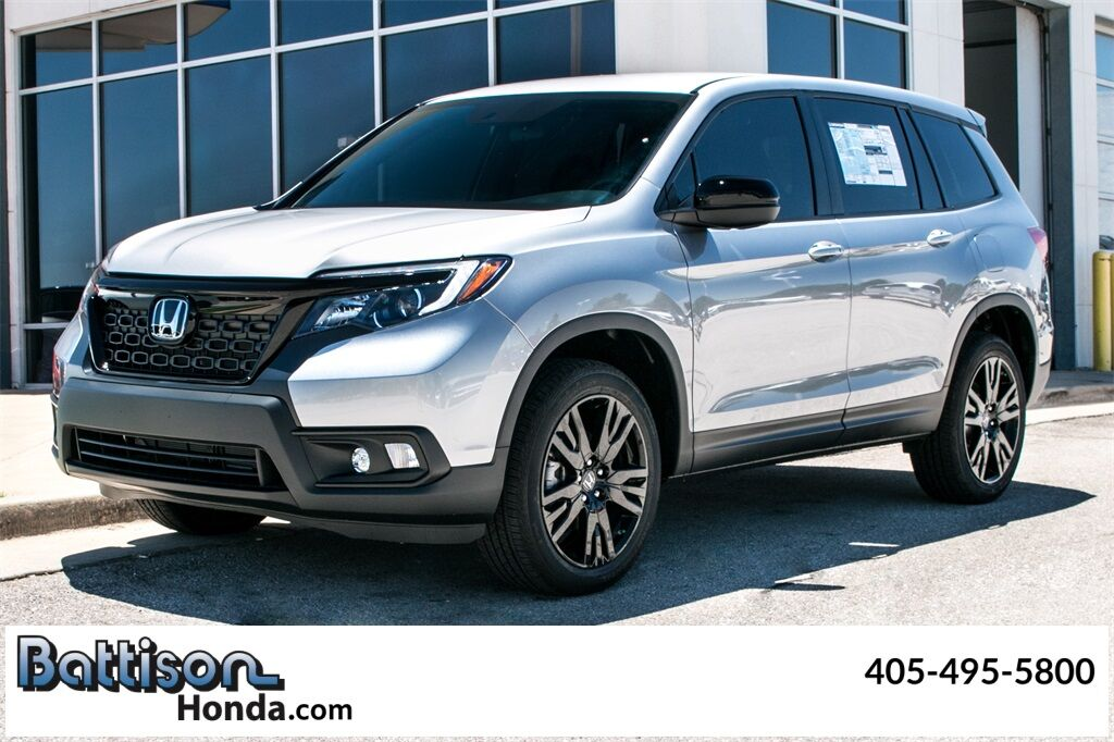2021_Honda_Passport_Sport_ Oklahoma City OK