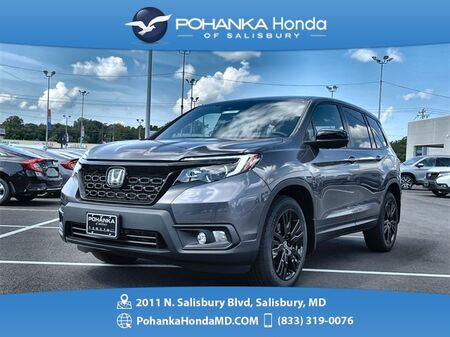 2021_Honda_Passport_Sport_ Salisbury MD