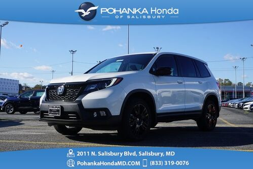 2021_Honda_Passport_Sport_ Salisbury MD