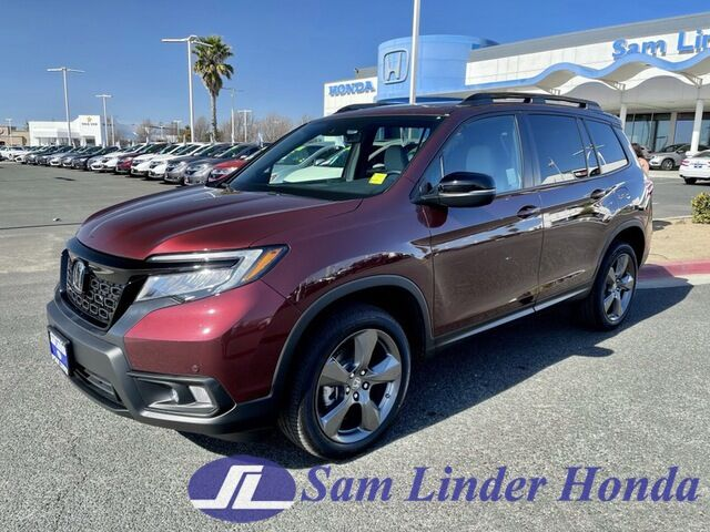 2021 Honda Passport Touring AWD Salinas CA