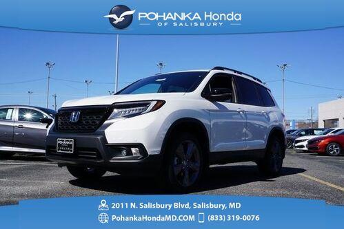 2021_Honda_Passport_Touring_ Salisbury MD