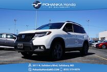 2021 Honda Passport Touring