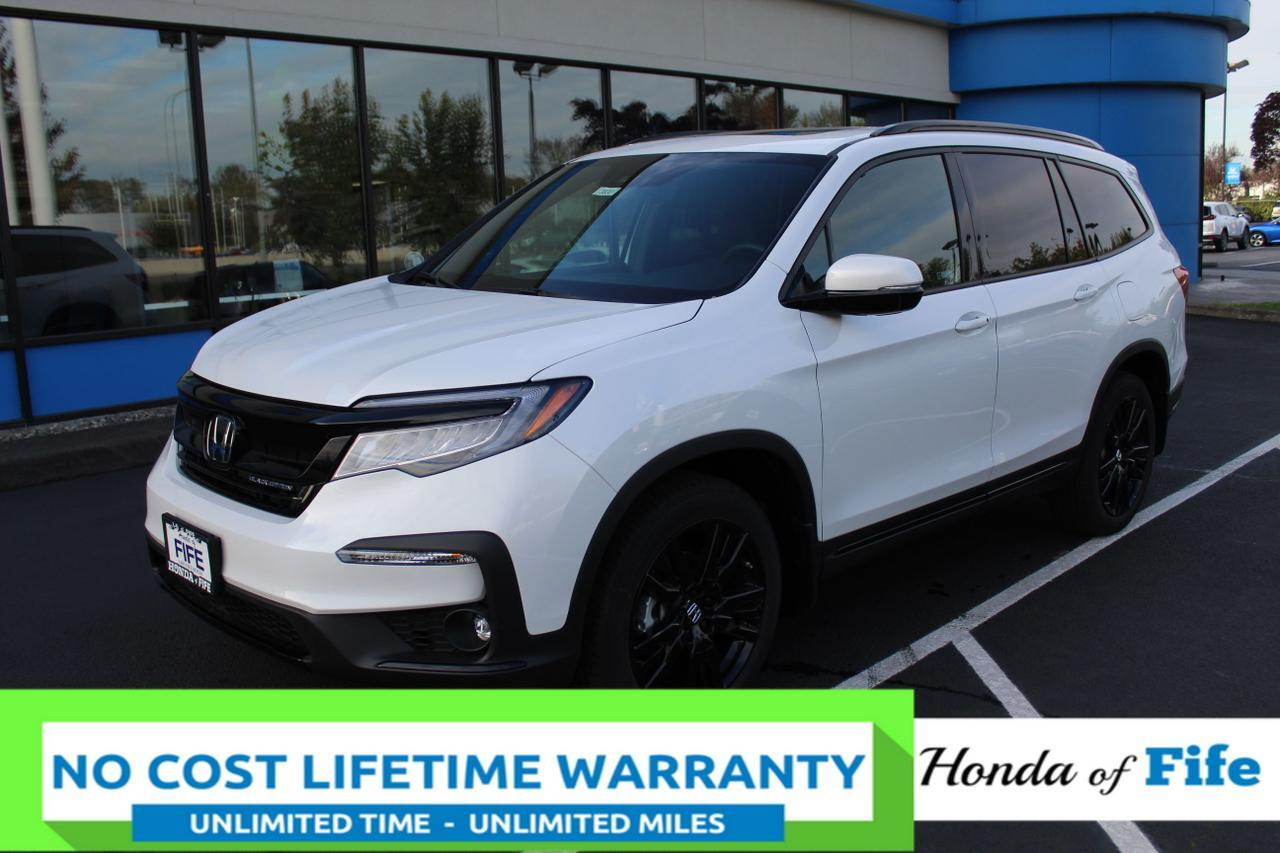 2021 Honda Pilot Black Edition Fife WA
