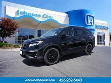 2021_Honda_Pilot_Black Edition_ Johnson City TN