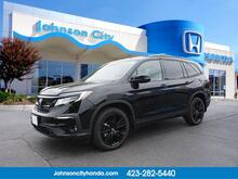 2021_Honda_Pilot_Black Edition_ Johnson City TN