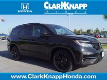 2021_Honda_Pilot_Black Edition_ Pharr TX