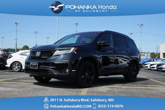 2021 Honda Pilot Black Edition Salisbury MD