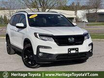2021 Honda Pilot Black Edition South Burlington VT