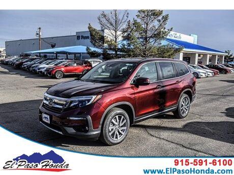 2021 Honda Pilot EX-L 2WD El Paso TX