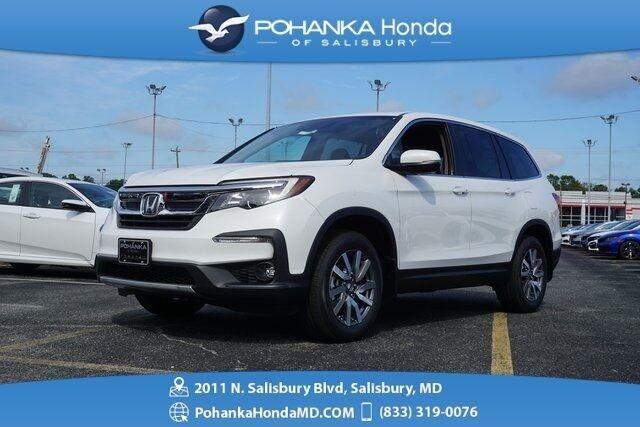 2021 Honda Pilot EX-L Salisbury MD
