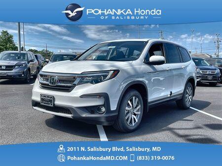 2021_Honda_Pilot_EX-L_ Salisbury MD