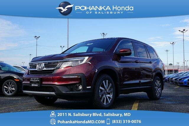 2021 Honda Pilot EX Salisbury MD