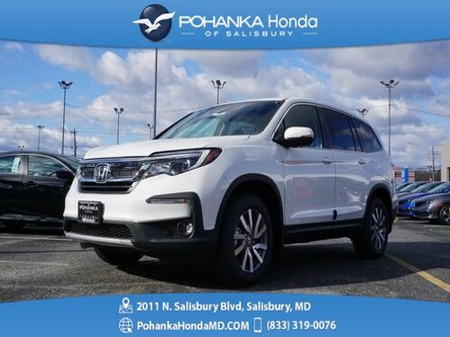 2021_Honda_Pilot_EX_ Salisbury MD
