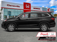 2021_Honda_Pilot_EXL-Navi  - Leather Seats -  Navigation - $366 B/W_ Clarenville NL