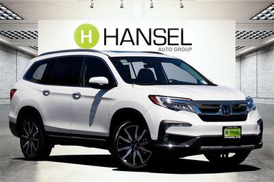 2021_Honda_Pilot_Elite_ Santa Rosa CA