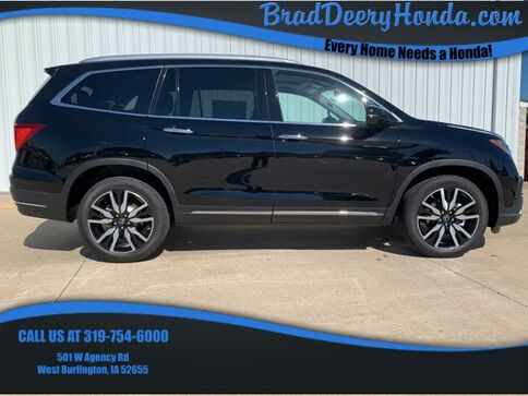 2021_Honda_Pilot_Elite_ West Burlington IA