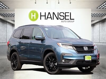2021_Honda_Pilot_Special Edition_ Santa Rosa CA