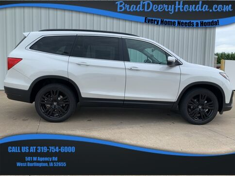 2021_Honda_Pilot_Special Edition AWD_ West Burlington IA