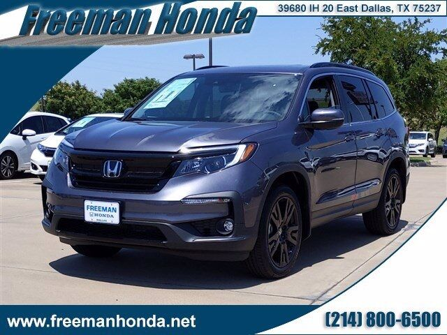 2021 Honda Pilot Special Edition Dallas TX