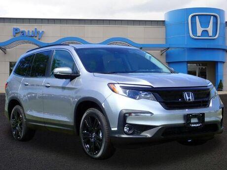 2021 Honda Pilot Special Edition Libertyville IL