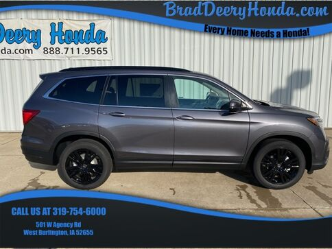 2021_Honda_Pilot_Special Edition_ West Burlington IA