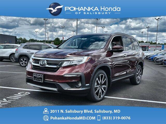 2021 Honda Pilot Touring 7 Passenger Salisbury MD