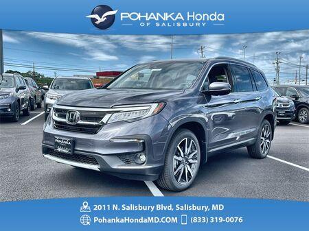 2021_Honda_Pilot_Touring 7 Passenger_ Salisbury MD