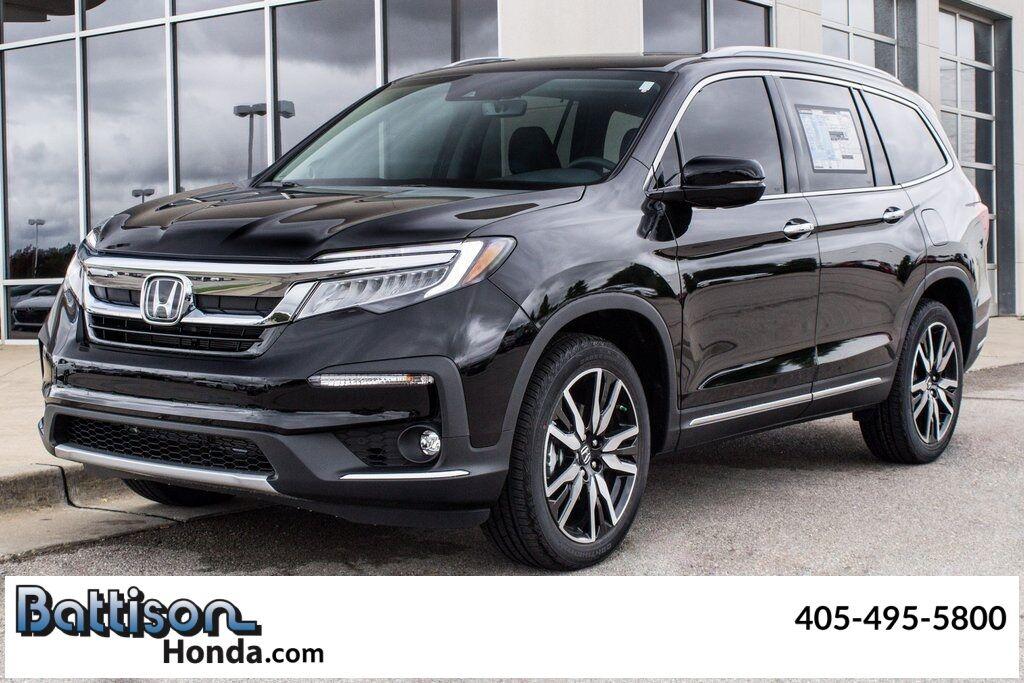 2021_Honda_Pilot_Touring 8 Passenger_ Oklahoma City OK