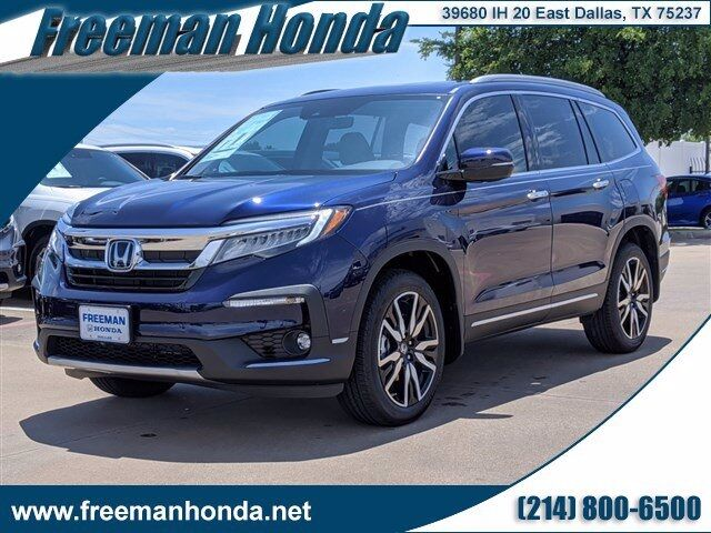 2021 Honda Pilot Touring Dallas TX