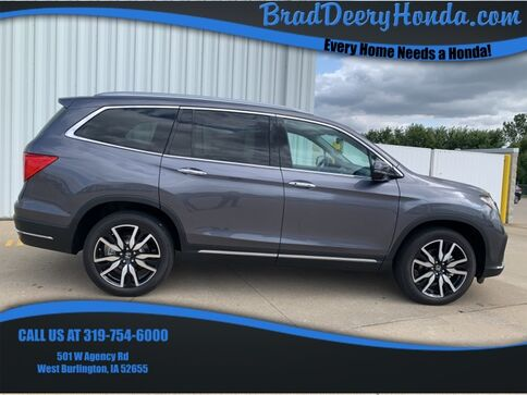 2021_Honda_Pilot_Touring_ West Burlington IA