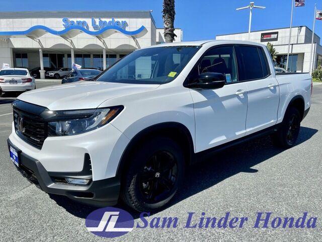 2021 Honda Ridgeline Black Edition AWD Salinas CA