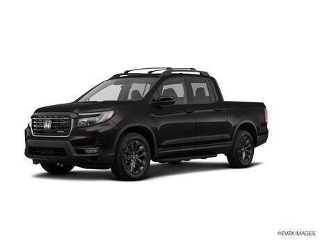 2021 Honda Ridgeline Black Edition Libertyville IL