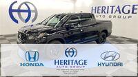 Honda Ridgeline Black Edition 2021