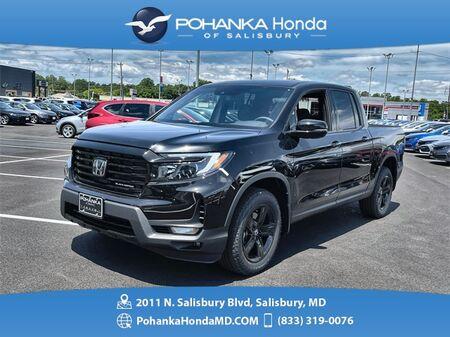 2021_Honda_Ridgeline_Black Edition_ Salisbury MD