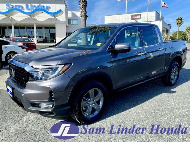 2021 Honda Ridgeline RTL-E AWD Salinas CA