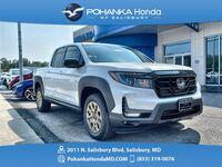 Honda Ridgeline Sport 2021