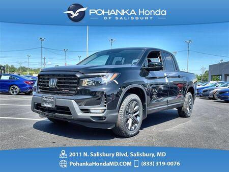2021_Honda_Ridgeline_Sport_ Salisbury MD