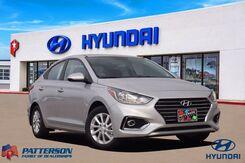 2021_Hyundai_Accent_4DR SDN IVT SEL_ Wichita Falls TX