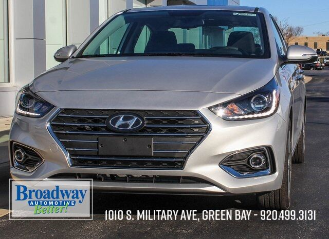 2021 Hyundai Accent Limited Green Bay WI