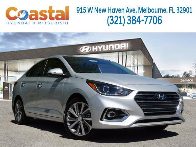 2021 Hyundai Accent Limited Melbourne FL