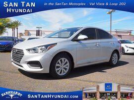 2021_Hyundai_Accent_SE_ Phoenix AZ
