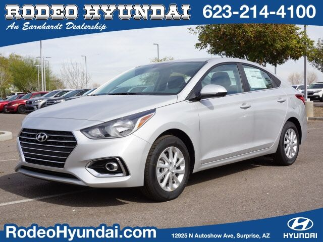2021 Hyundai Accent SEL Sedan IVT