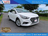 Hyundai Accent SEL 2021